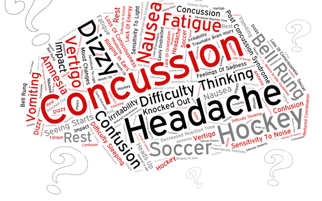 So you've had a Concussion-Are you Getting Better?