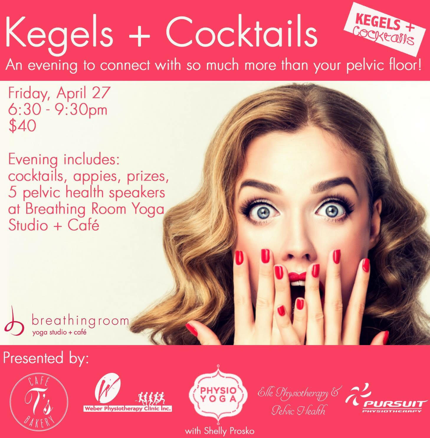 Join Us for Kegels and Cocktails
